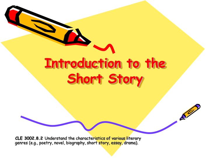 introduction to the short story n.