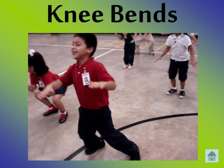 Knee Bends