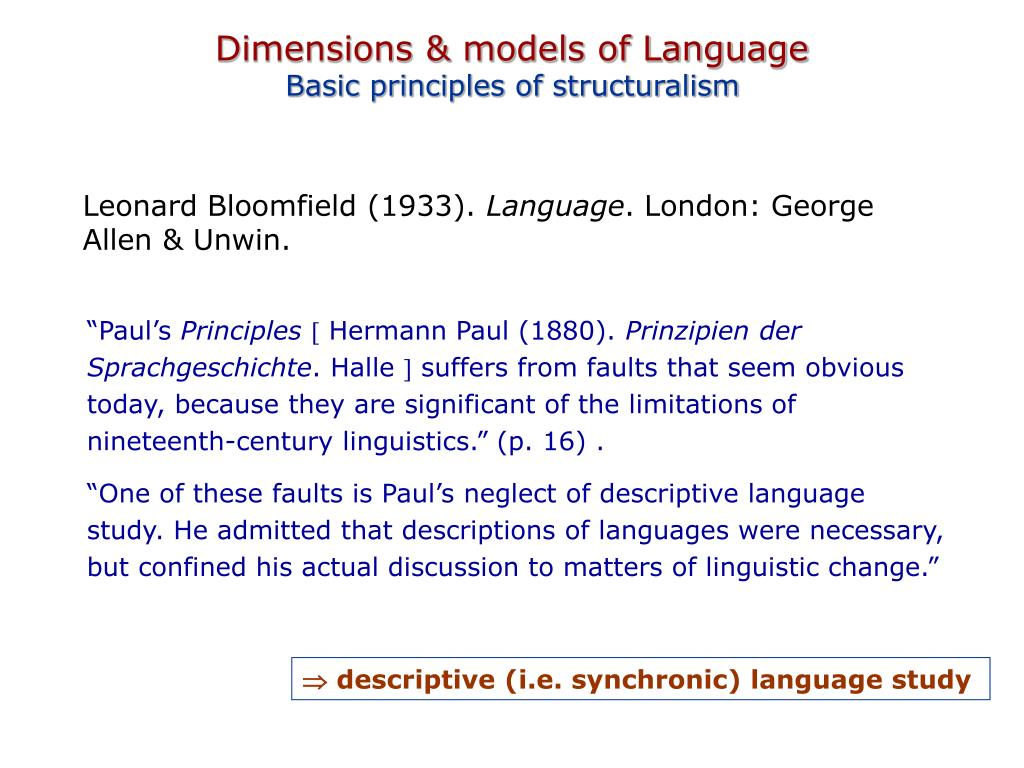 Principles of dimensional modelling