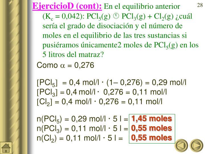 EjercicioD (cont):