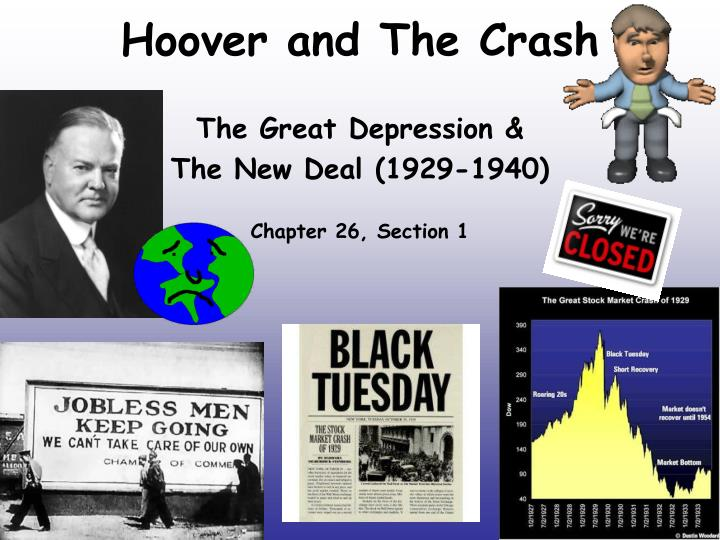 hoover and the crash n.