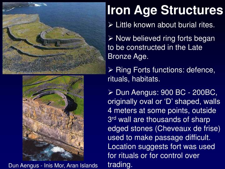 Iron Age Structures