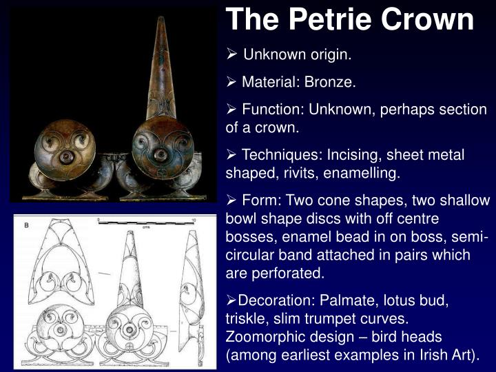 The Petrie Crown