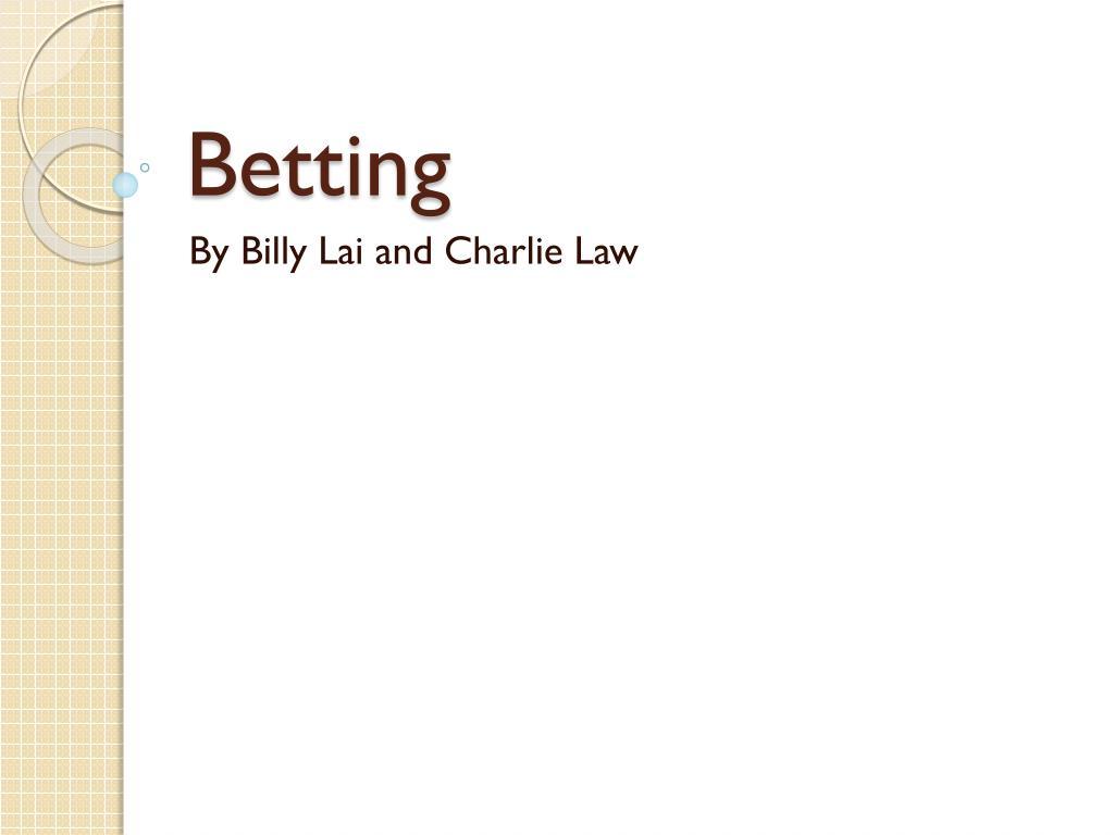Pari mutuel betting rules holdem chievo vs atalanta betting