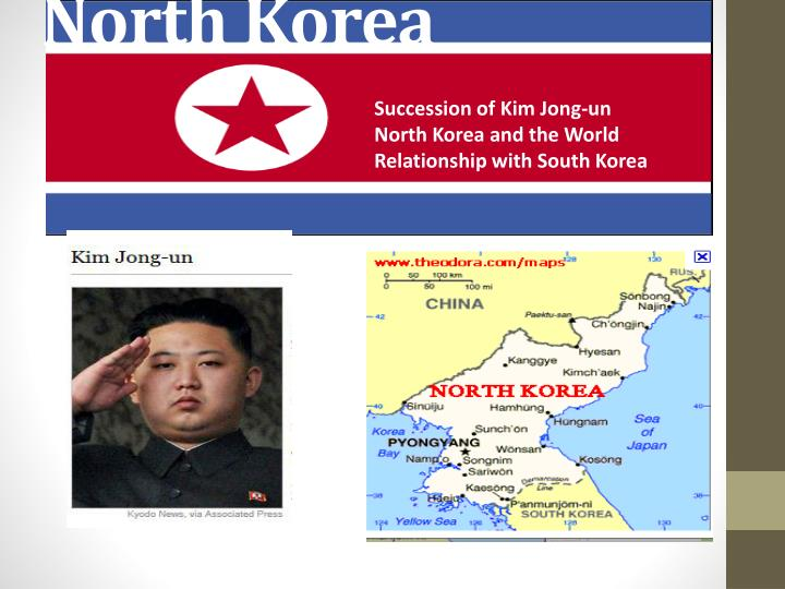 kim jong un and north korea n.