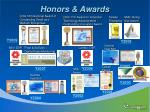 honors awards