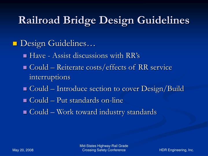 Design Guidelines…