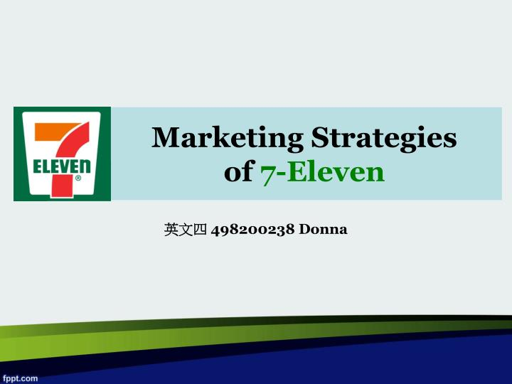 strengths and weaknesses in a 7 eleven store Market, which is to say the convenience store chains siwa and r-kioski the  research was  positioning is a popular tool used in finding market  opportunities a  powerful suppliers are in a weak position when there are  many competitive.