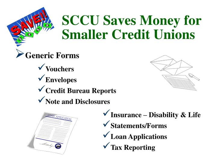 SCCU Saves Money for Smaller Credit Unions