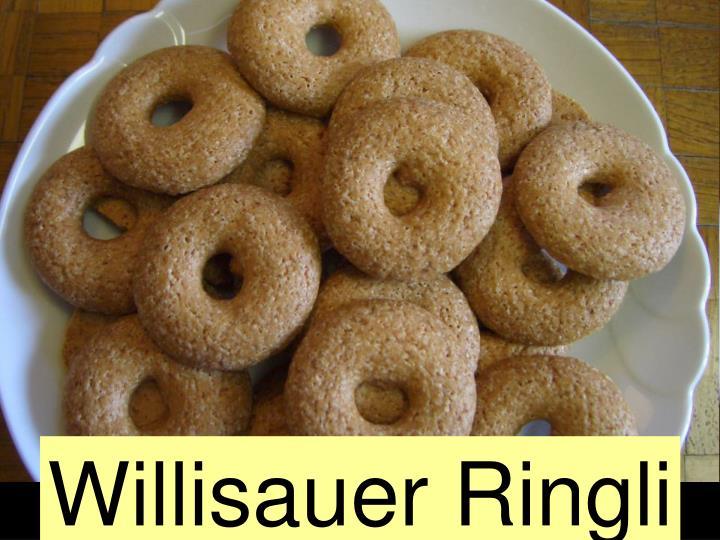 Willisauer Ringli
