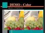 demo color2
