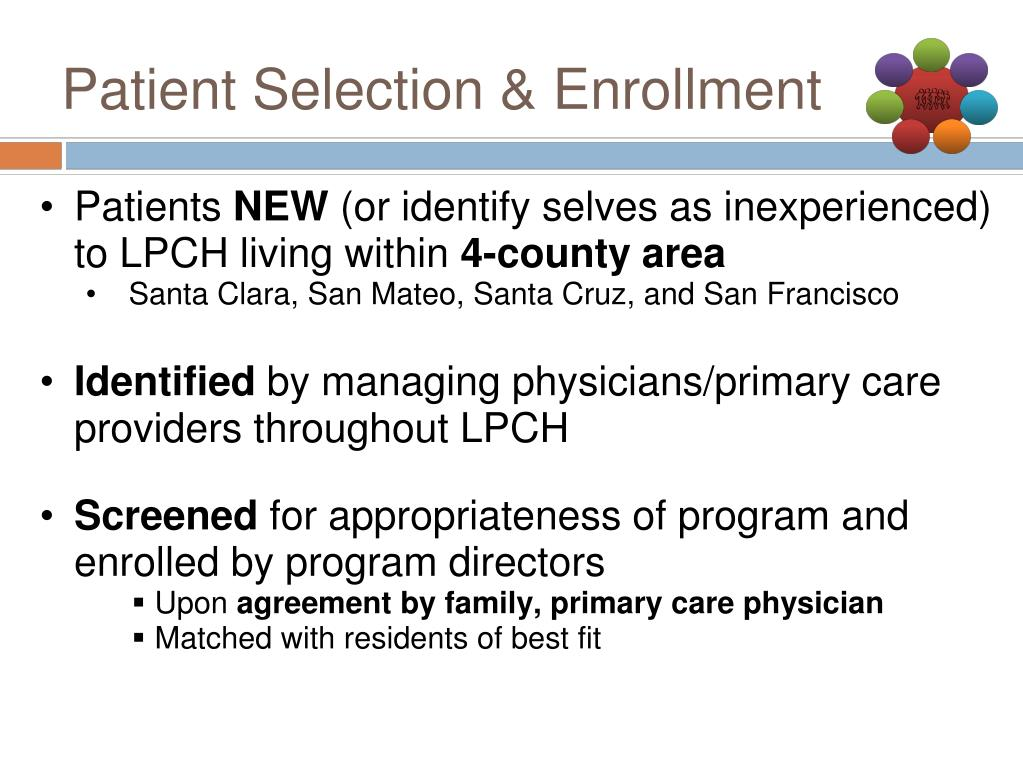 PPT - SCOPE Stanford Care Optimization for Patients & Education