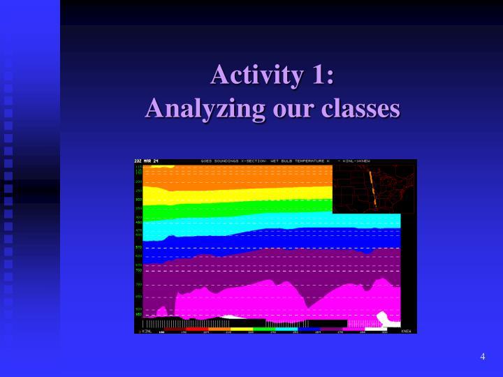 Activity 1: