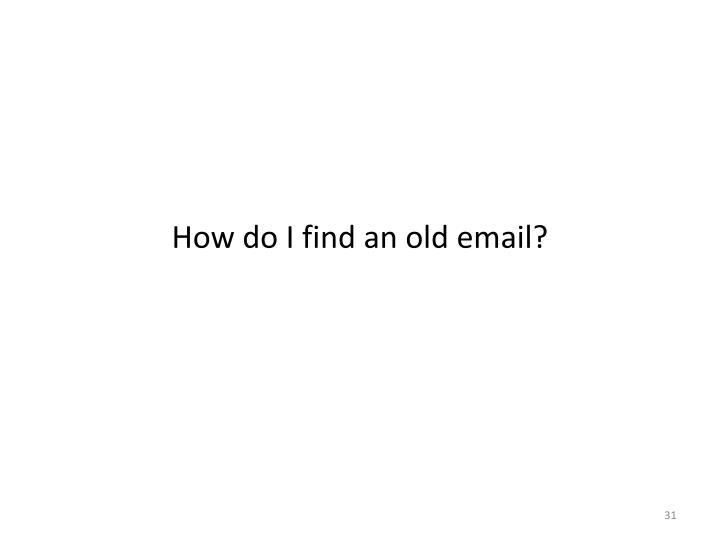 How do I find