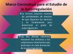 marco conceptual para el estudio de la autorregulaci n2