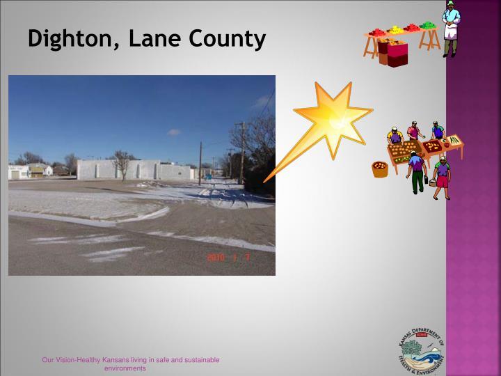 Dighton, Lane County