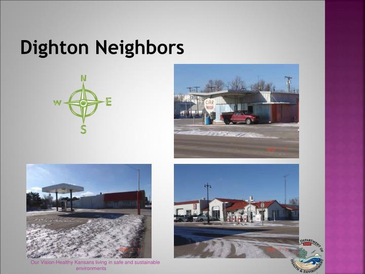 Dighton Neighbors