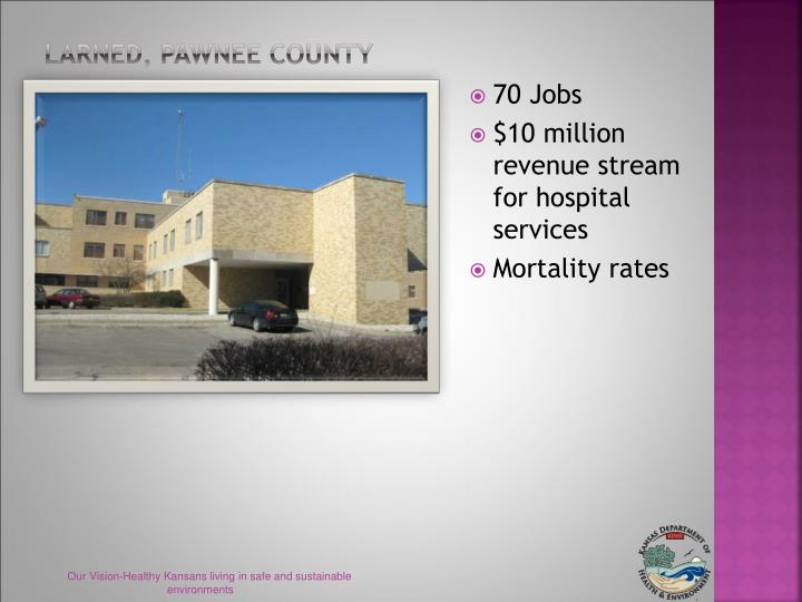 Larned pawnee county