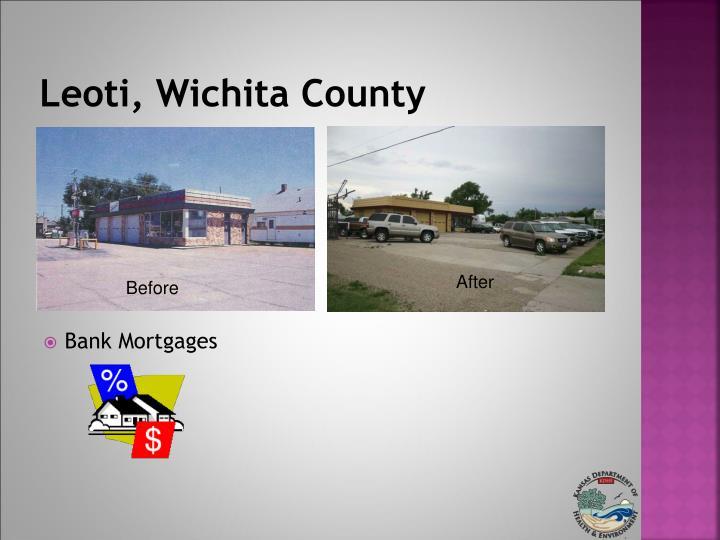 Leoti, Wichita County