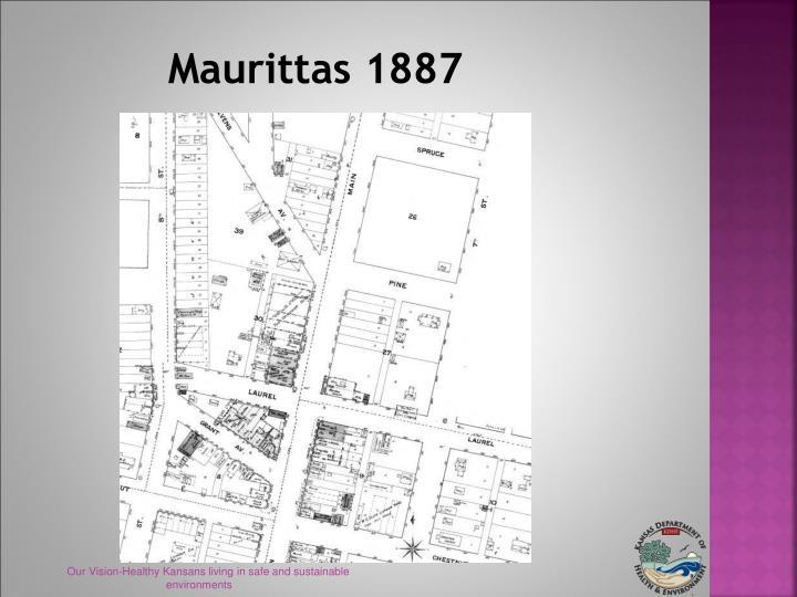 Maurittas 1887