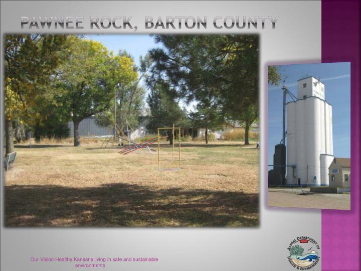 Pawnee Rock, Barton County