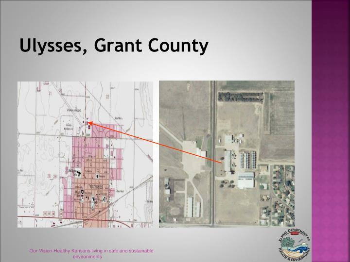 Ulysses, Grant County