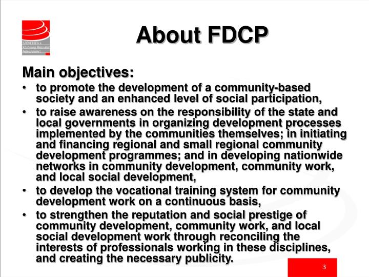 About fdcp1