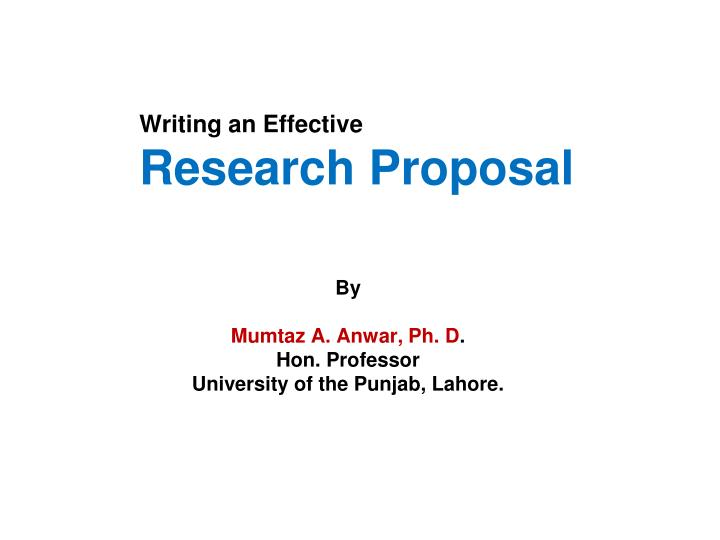 effective research paper introductions Purpose of research paper introduction: the introduction leads the reader from a general research issue or problem to your specific area of research it puts your research question in context by explaining the significance of the research being conducted.