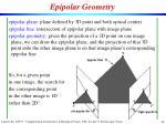 epipolar geometry1