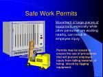 safe work permits19