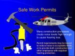 safe work permits21