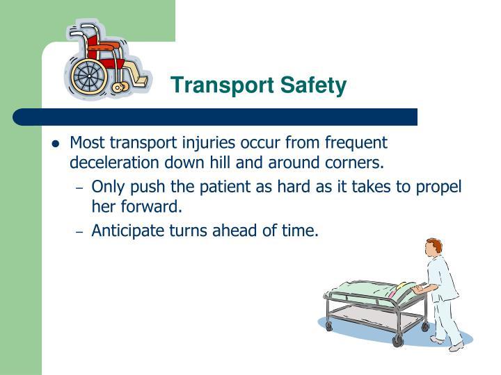 Transport Safety