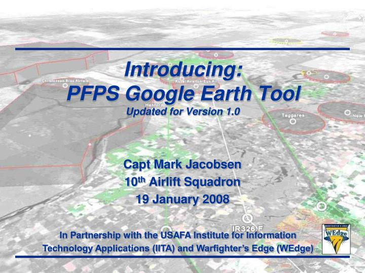 introducing pfps google earth tool updated for version 1 0 n.