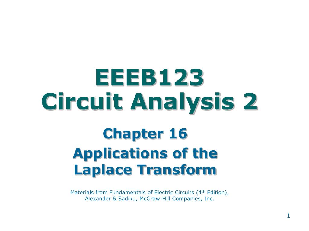 Ppt Eeeb123 Circuit Analysis 2 Powerpoint Presentation Id6929082 Afci Fundamentals Arc Fault Interrupter N