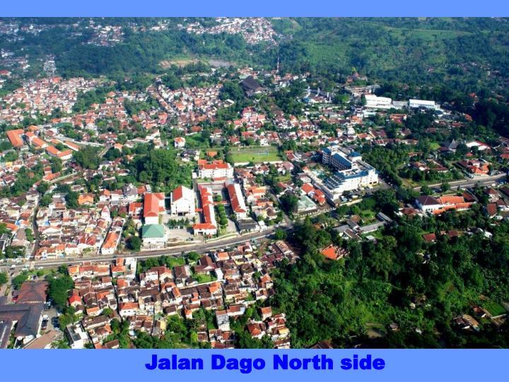 Jalan Dago North side