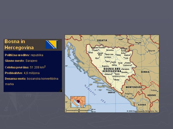 Bosna po 2 svetovni vojni