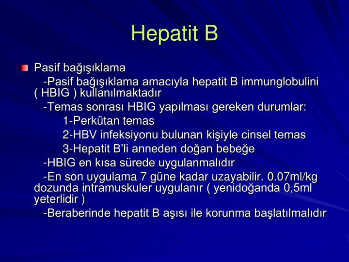 Hepatit B