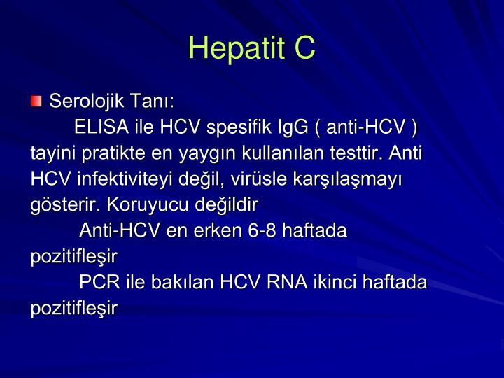 Hepatit C