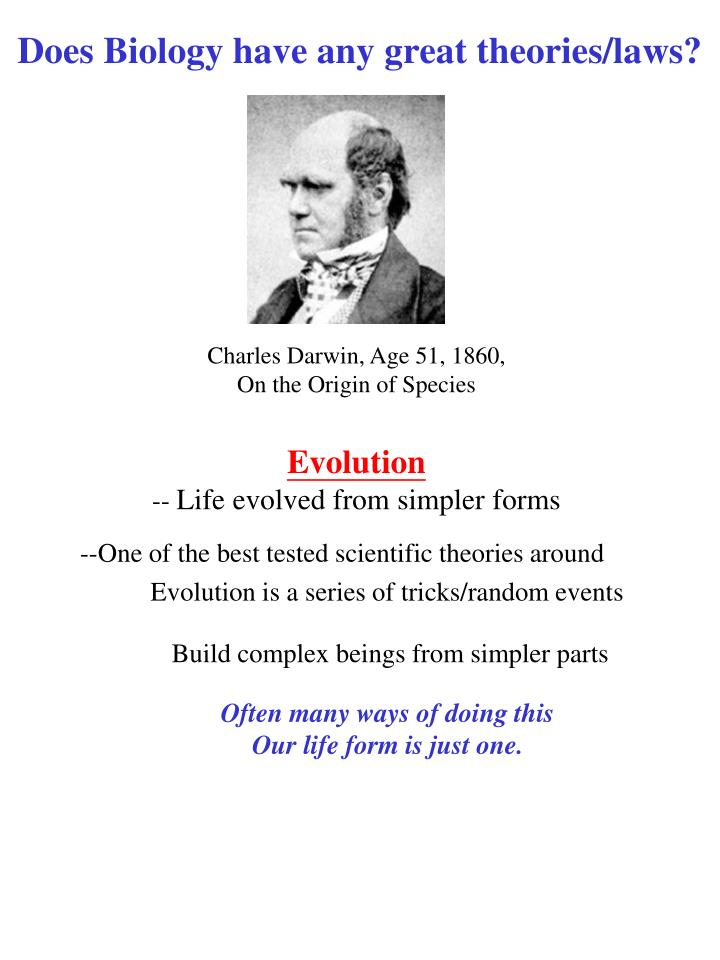 --One of the best tested scientific theories around
