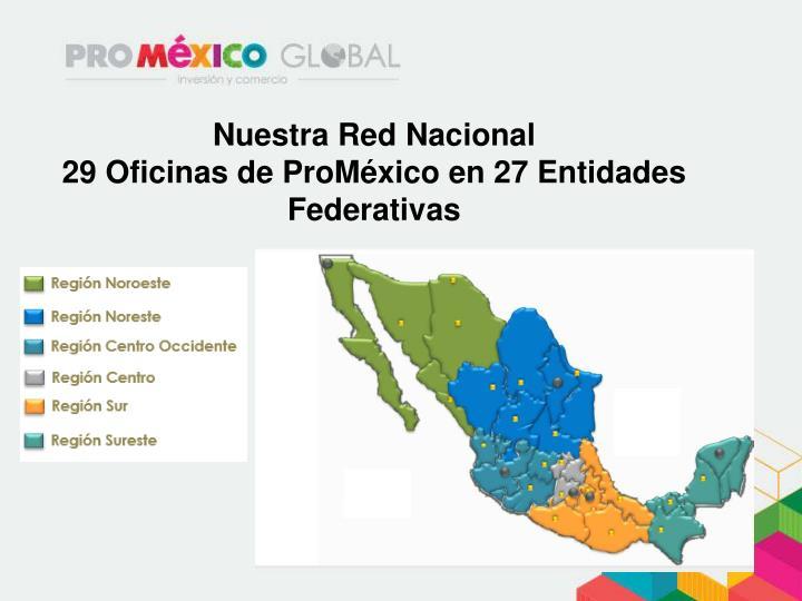 Nuestra Red Nacional