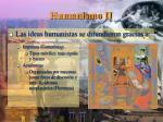 humanismo ii