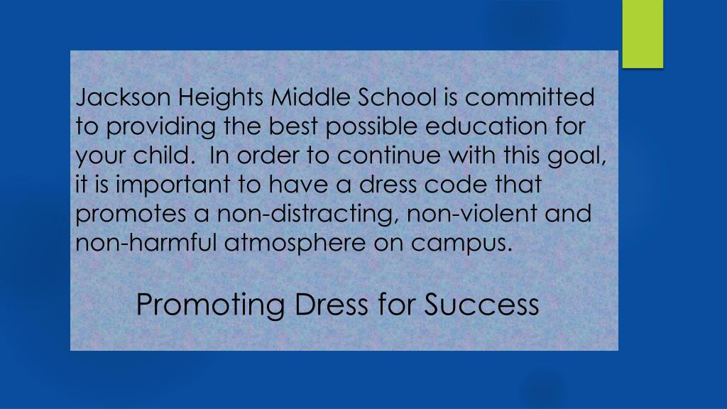 PPT - Dress Code Policy 2014 -2015 PowerPoint Presentation