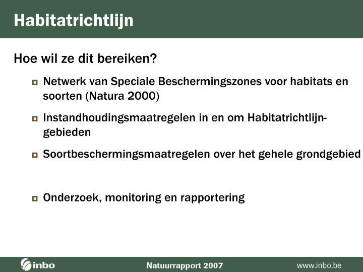 Habitatrichtlijn1