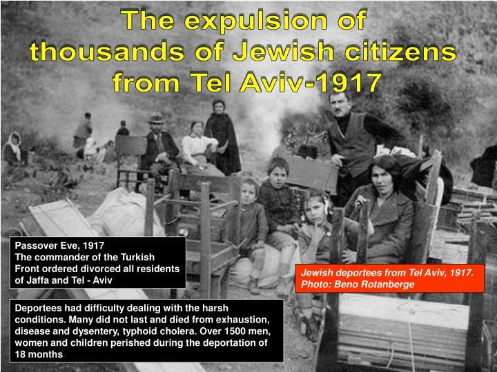 The expulsion of