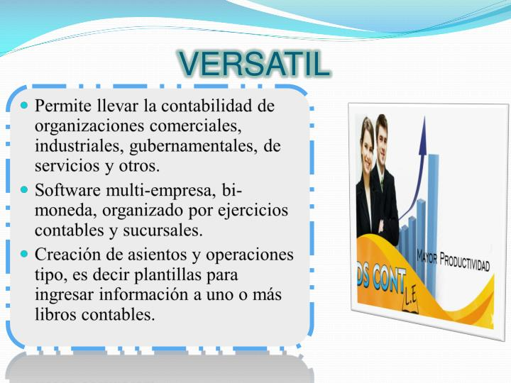 PPT - SISTEMA CONTABLE DS-CONT PowerPoint Presentation - ID:6938049