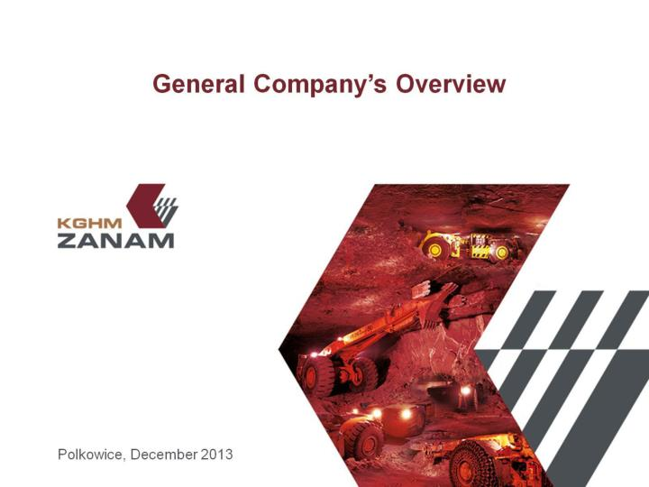 General company s overview