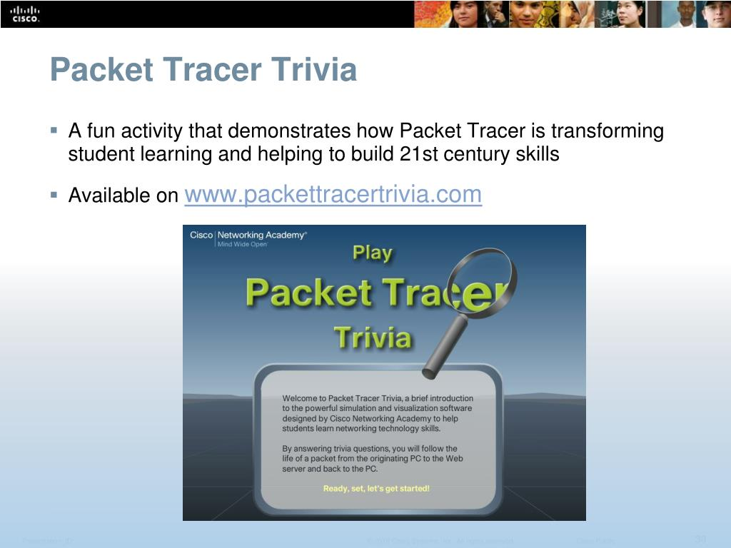 PPT - Cisco Packet Tracer Overview PowerPoint Presentation - ID:6938358
