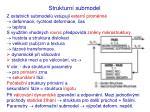 strukturn submodel