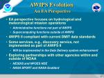 awips evolution an ea perspective