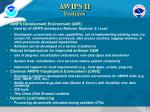 awips ii features